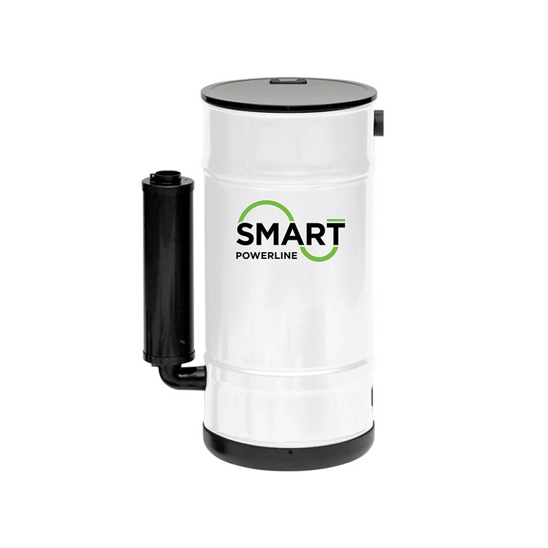 SMART Series SMP550 Central Vacuum